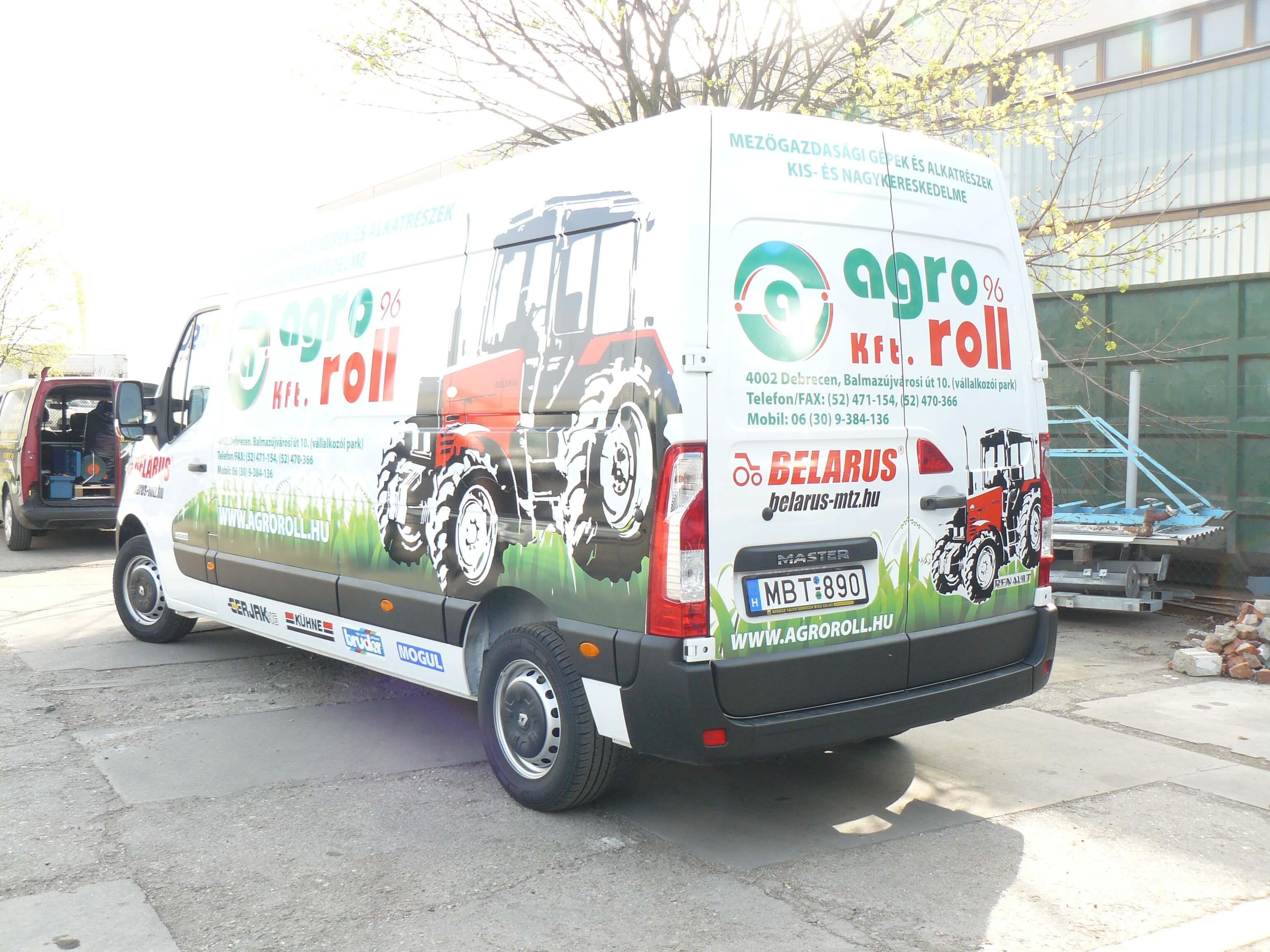 d13363f3ce Autódekoráció Debrecen Autódekorációs megoldást kínálunk személy és ...